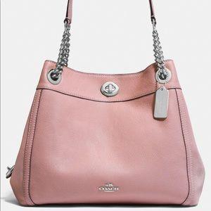 Coach Handbag Blossom/silver